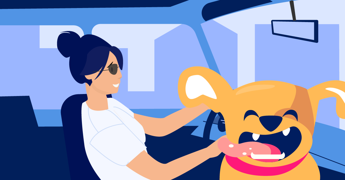 Hot Cars — Is It Too Hot To Leave My Dog In The Car?